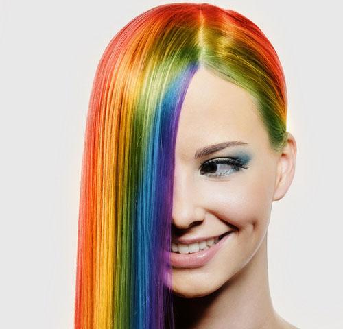 I colori dei capelli