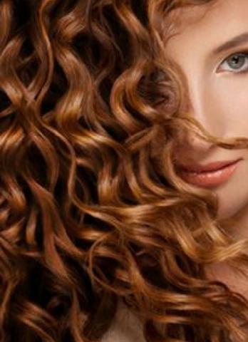 capelli ricci senza spuma
