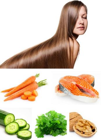 alimenti che fanno bene ai capelli